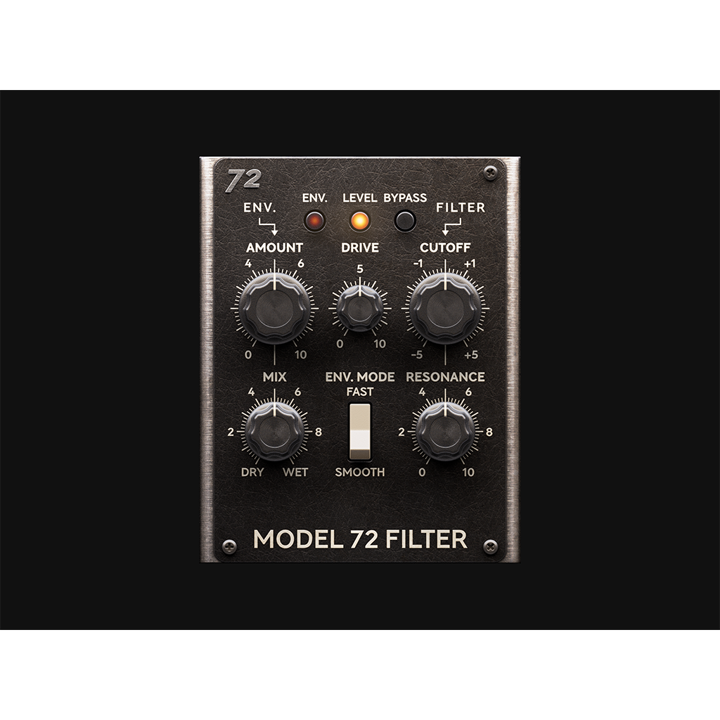 Model 72 Synthesizer System DL版