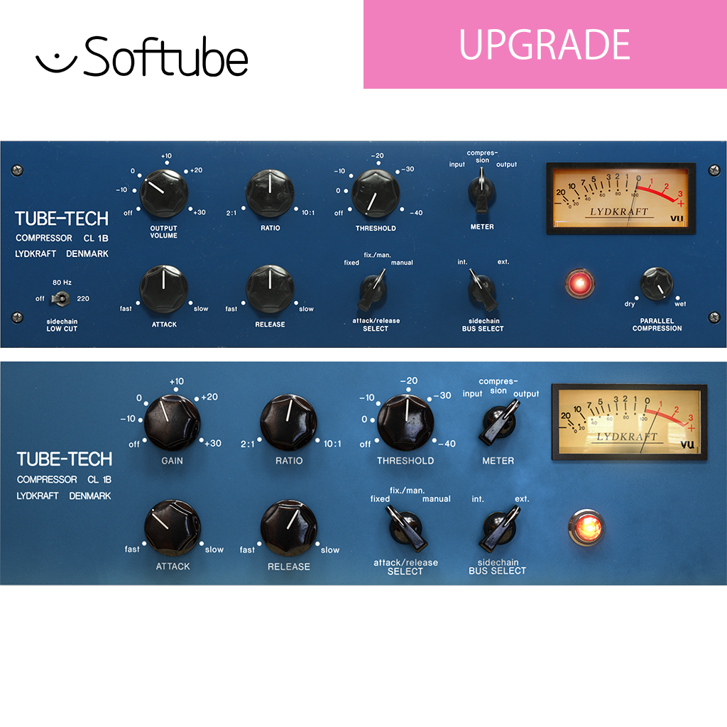 Tube-Tech Compressor Collection upg from CL1B DL版