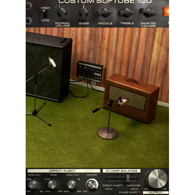 Bass Amp Room DL版